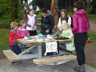 Kids activities at Celebrate Lincoln Park